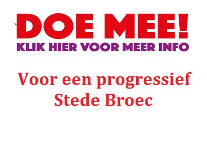 PvdA-GroenLinks Stede Broec