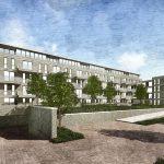 Ruimte voor 52 appartementen op plek Op/Maat